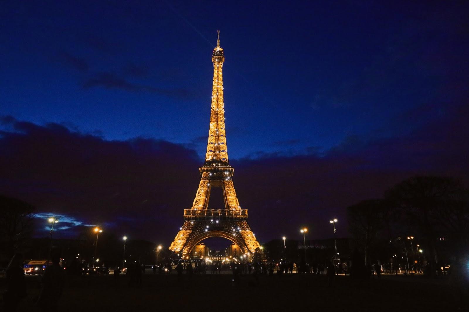 najpiękniejsze atrakcje paryża