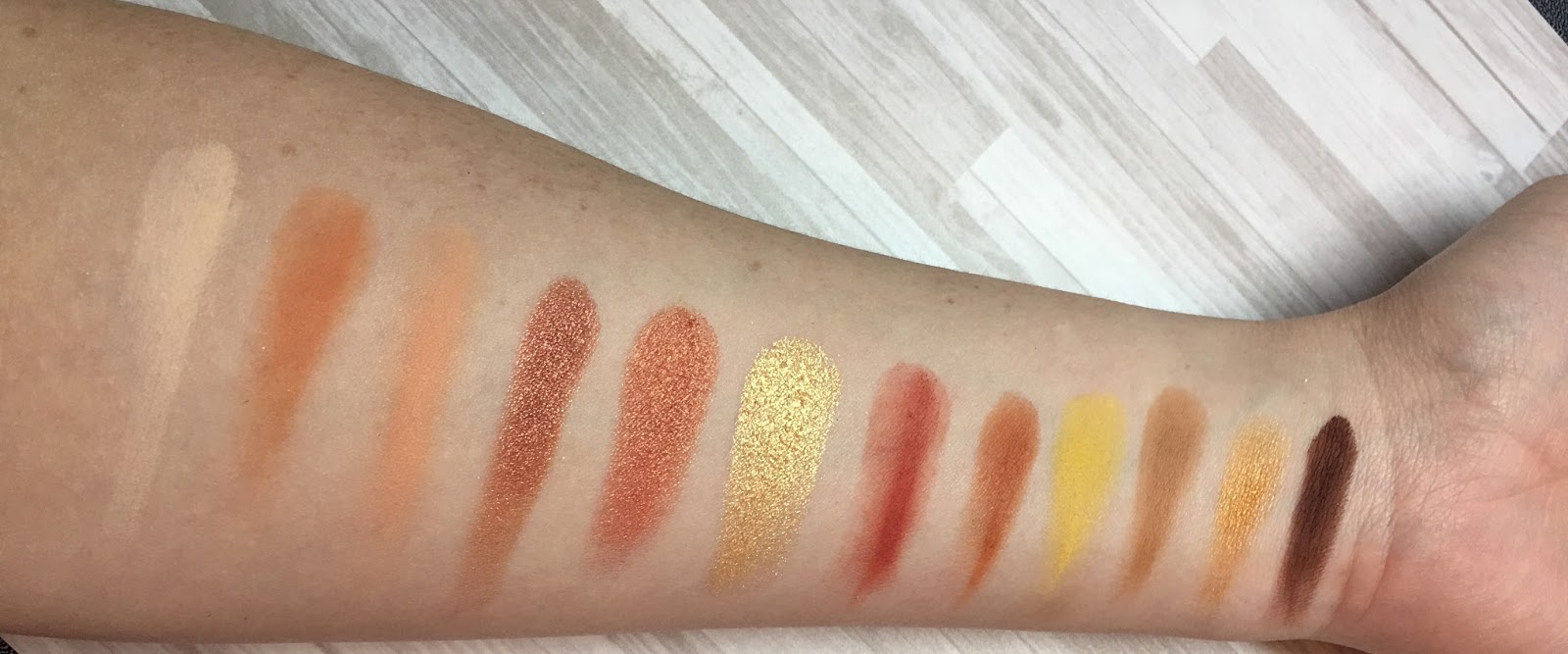 Yes, Please! Shadow Palette by Colourpop #19