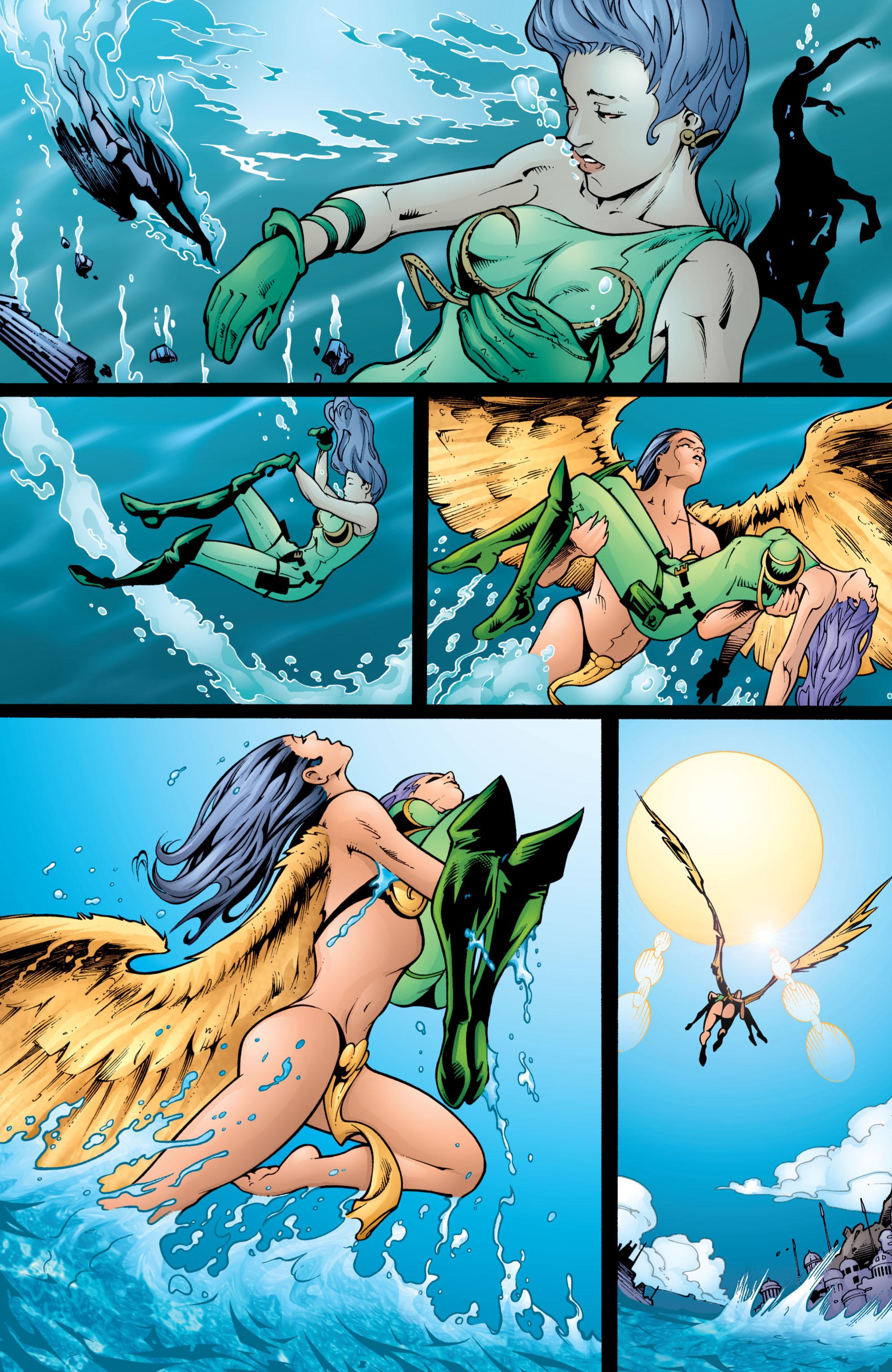 Read online Wonder Woman (1987) comic -  Issue #201 - 4
