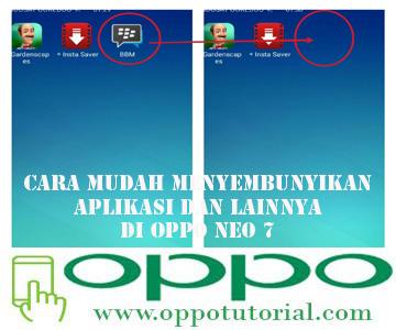 Cara Menyembunyikan Aplikasi Di Hp Oppo ( Semua Tipe )