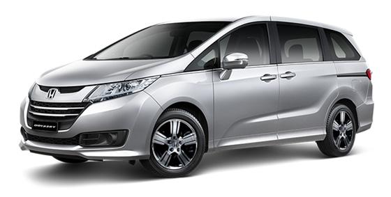 2017 Honda Odyssey EX CVT
