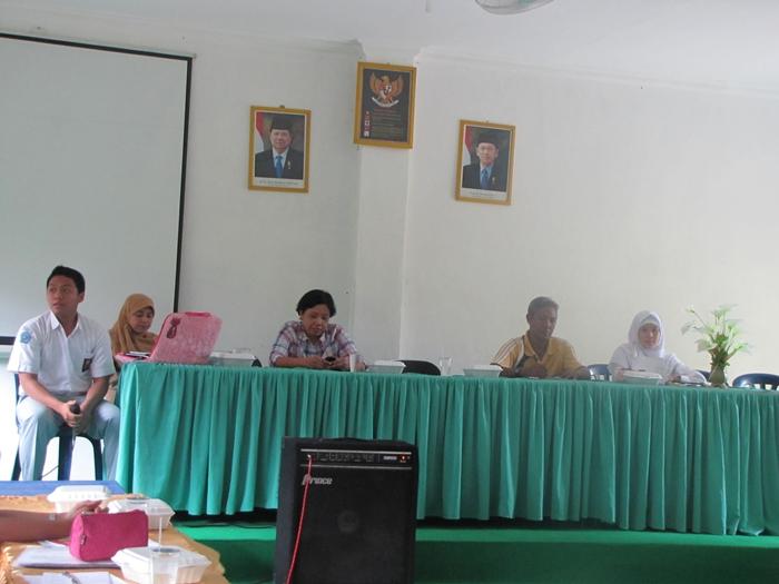 Debat Calon Ketua Osis Dan Ketua Mpk Periode 2011 2012 Osis Mpk