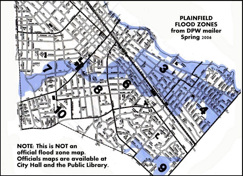 PLAINFIELD TODAY Residents Turn Out For FEMA Flood Insurance Open House - Fema flood maps nj
