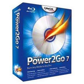 Download CyberLink Power2Go Deluxe 2011 V.7
