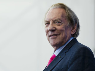 Spotlight :  Donald Sutherland to receive honorary Oscar