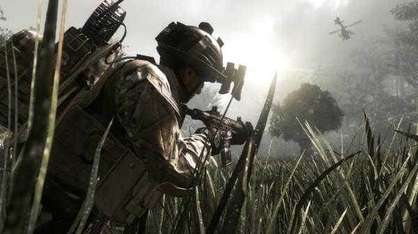 تحميل لعبه Call Of Duty Ghosts  للكمبيوتر الضعيف اصدار 2019 برابط واحد مباشر
