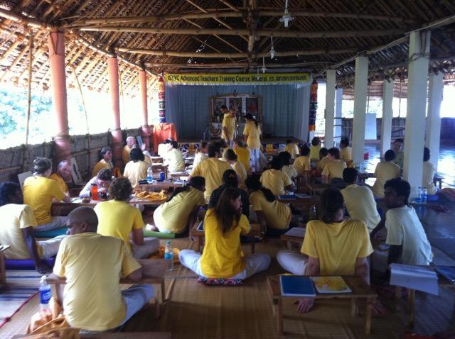 Yoga TTC Philosophy Class