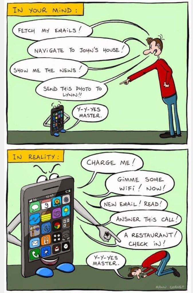cellphone x user