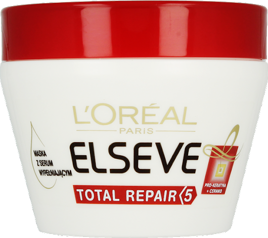 L'Oreal Paris, Elseve, Maska Total Repair 5