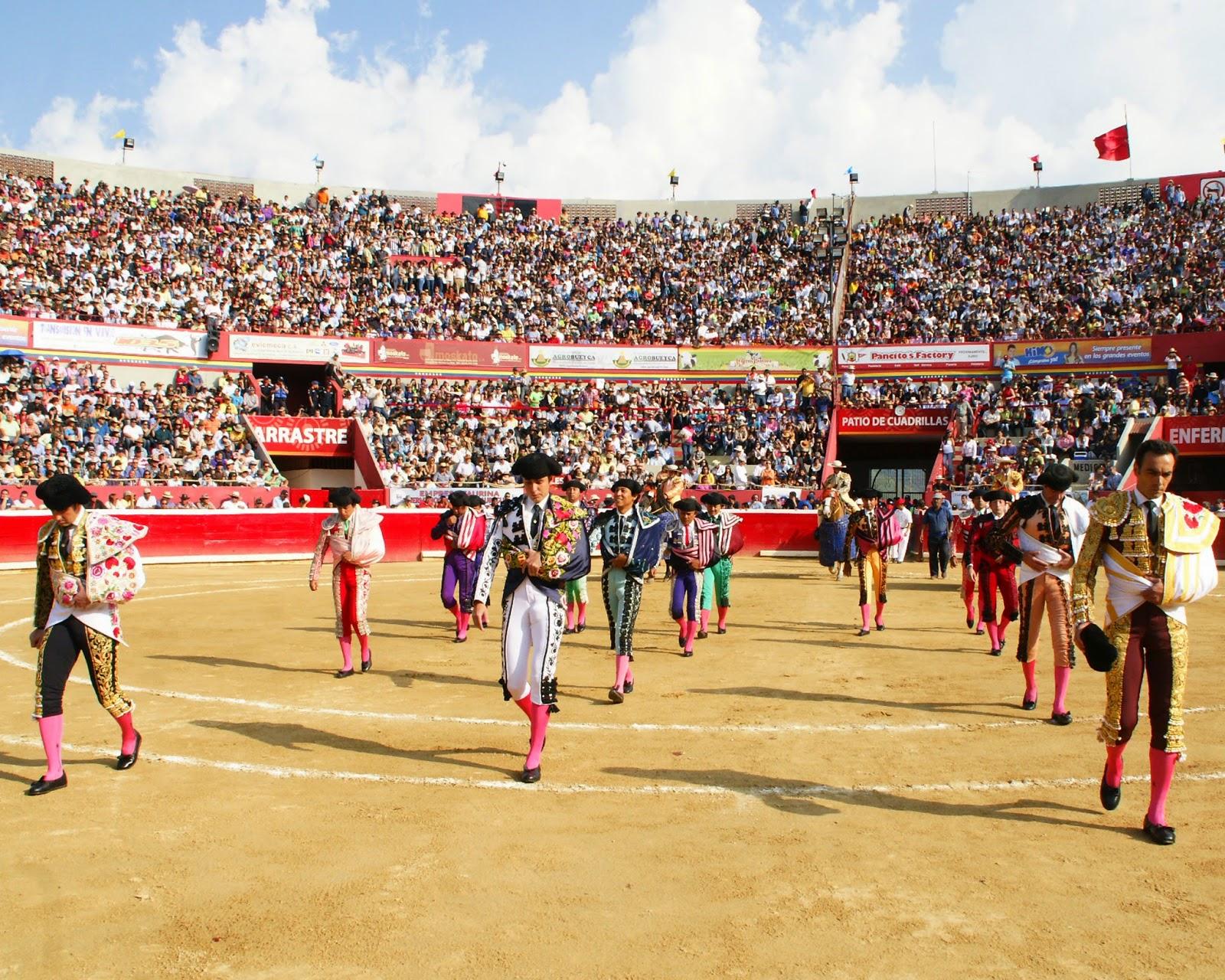 Resultado de imagen para plaza de toros DE mERIDA nOTIFERIAS