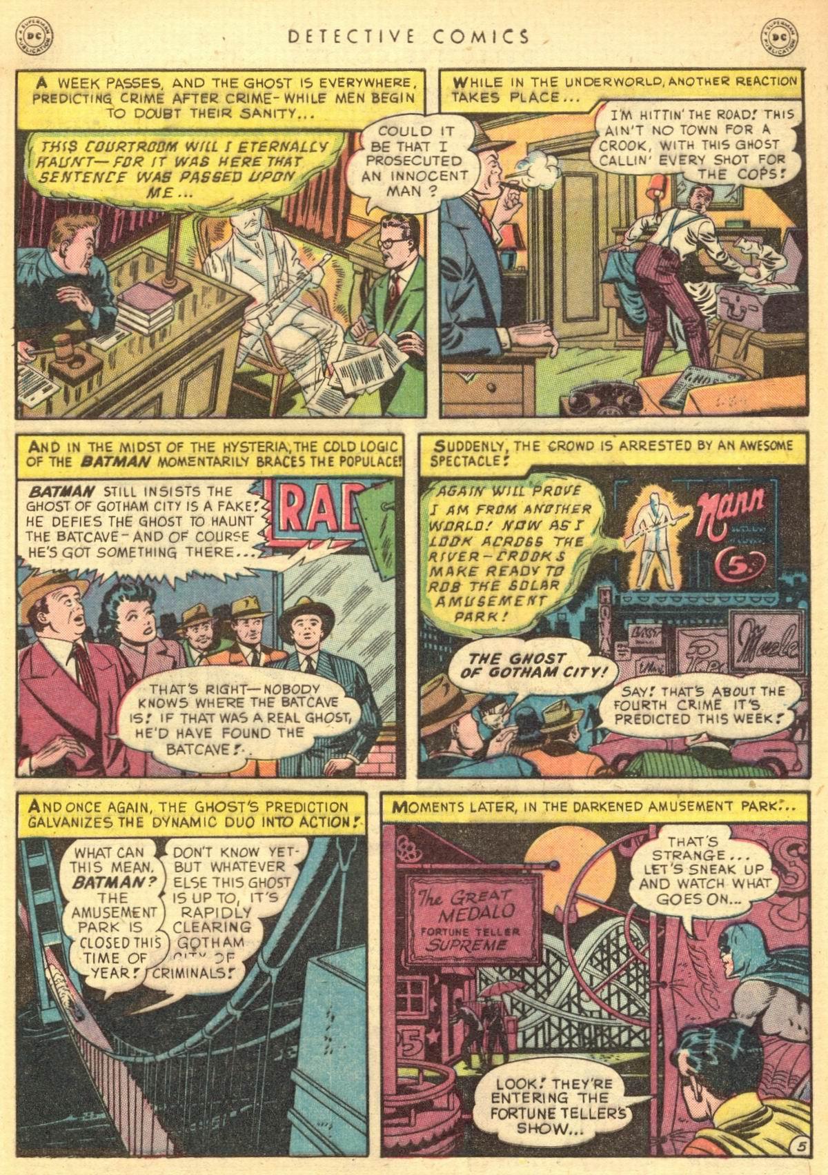 Read online Detective Comics (1937) comic -  Issue #150 - 6