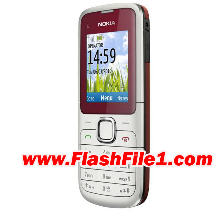 Nokia C1-01 (RM-607) Flash File Free Download - FlashFileTen