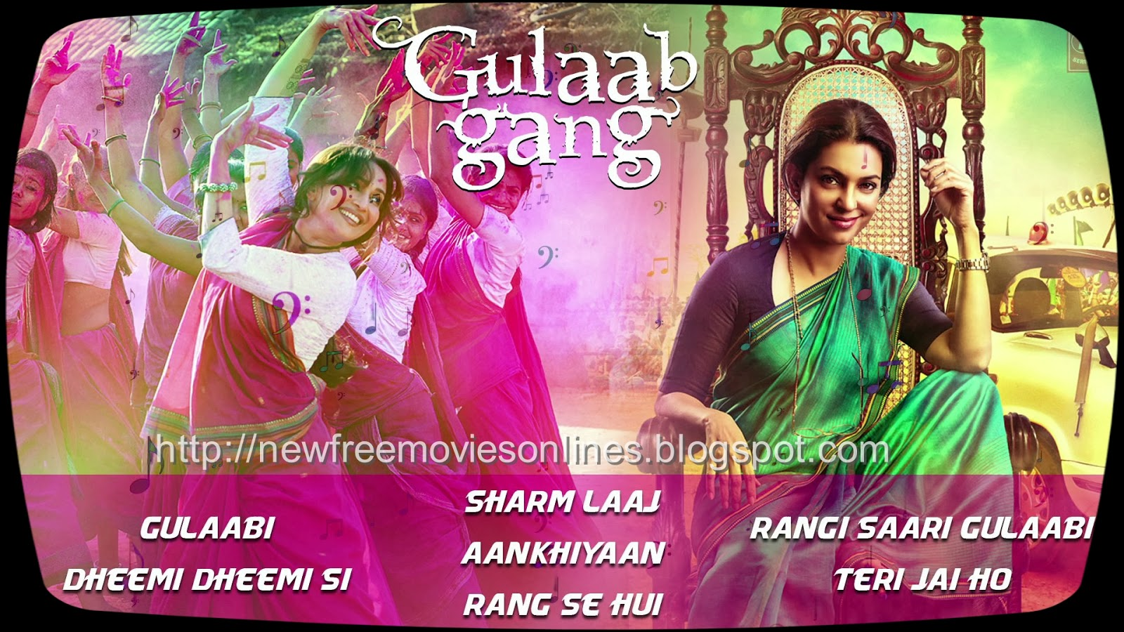 Gulaab Gang 2014 Full Hindi Movie Watch Online