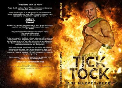 TICK-TOCK: EOD Book 1, Jane Harvey-Berrick