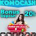 Website baru komocash