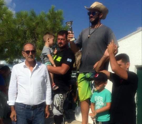 Με επιτυχία οι αγώνες του Πανελλήνιου Πρωταθλήματος Jet Ski στο Πόρτο Χέλι