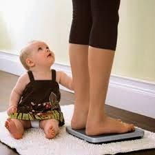 kerenya berat badan disekelilingmu