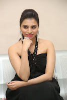 Priyanka in Sleeveless Black Slim Dress Spicy Pics ~  Exclusive 08.JPG