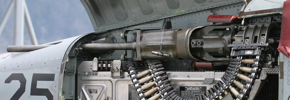 Повітряні Сили продовжать строк служби 23/30-мм пострілів