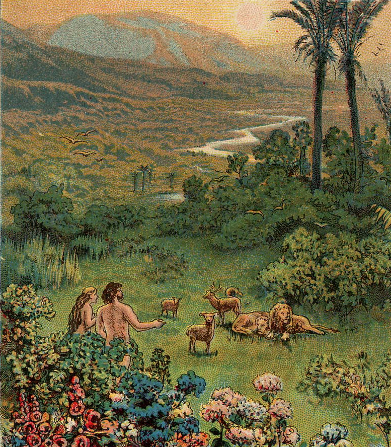 Garden Of Eden Landscape: P K Hawk Stories, Poems, And Mental Meandering: What