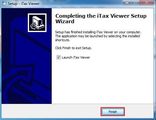 iTaxviewer 1.4.9 bước 7