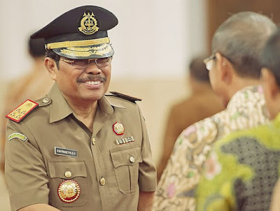 Indonesia's Attorney General H. M. Prasetyo