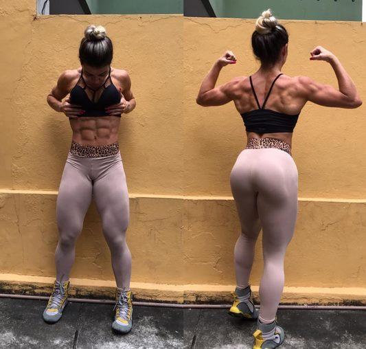 Beautiful Bodybuilder Women (Part 1)