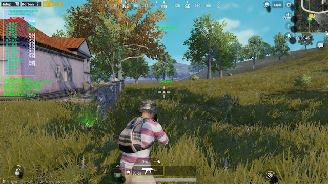 Download Cheats 24 December 2018 PUBG MOBILE Tencent Gaming Buddy Wallhack, No Recoil, ESP, Aimbot