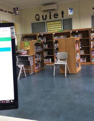 Perpustakaan Sekolah Dasar Bintaro