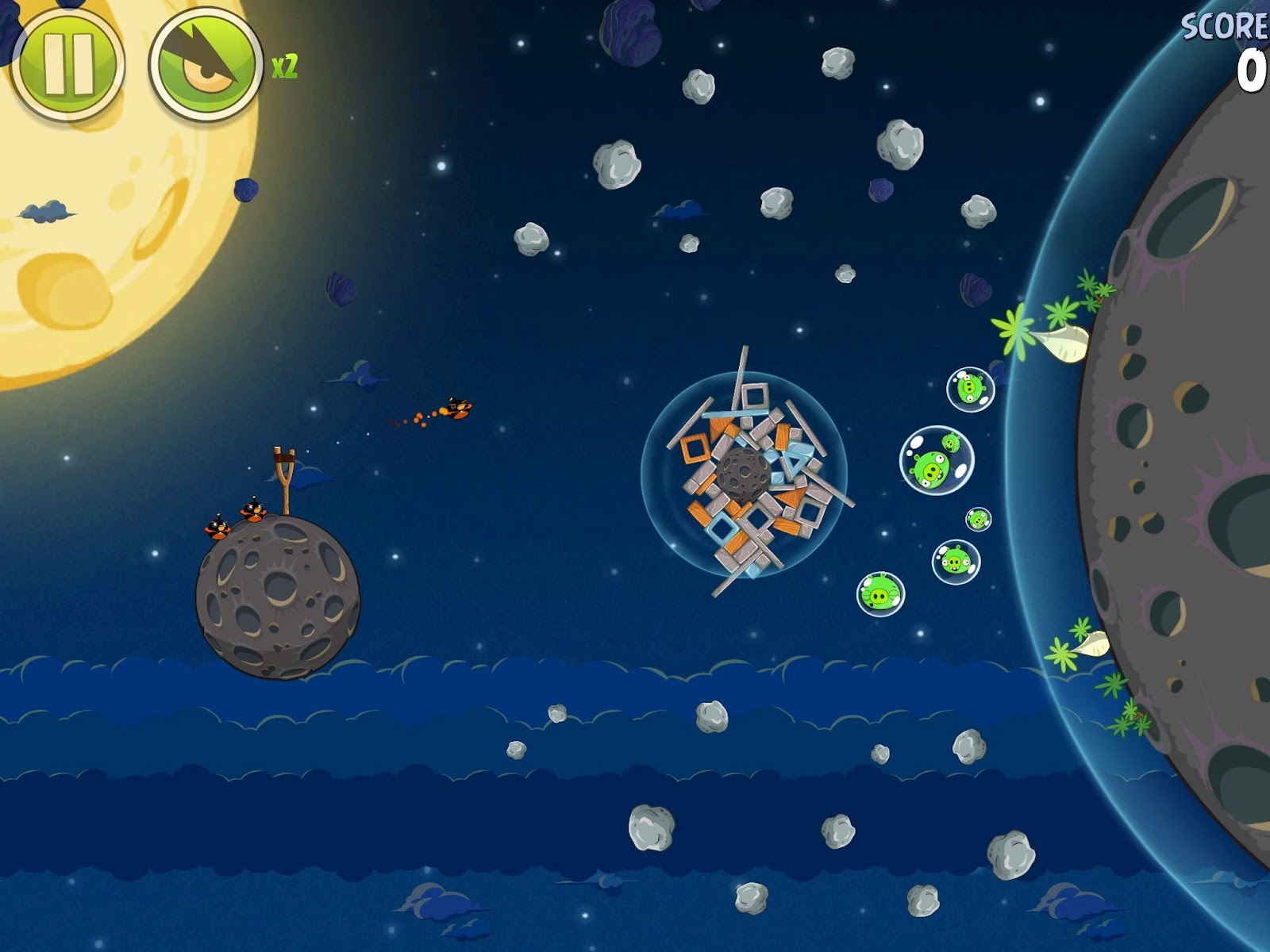 Angry Bird Space Wallpaper 3d Download Angry Birds Space Game Full Version For Free