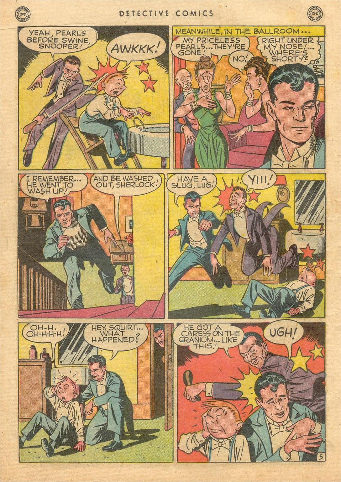 Read online Detective Comics (1937) comic -  Issue #132 - 20