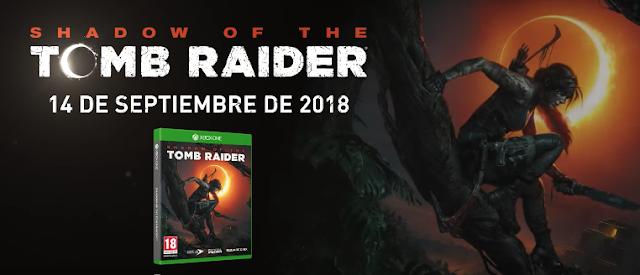 Square Enix y NVIDIA anuncian su colaboración en Shadow of the Tomb Raider