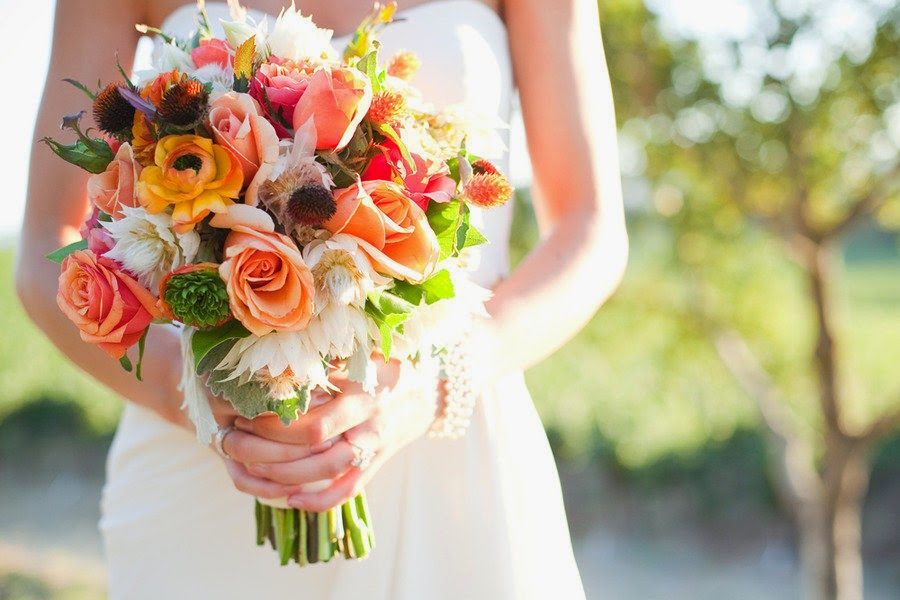 September Wedding Flowers For Your Weddings