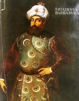 Foto lukisan barbossa
