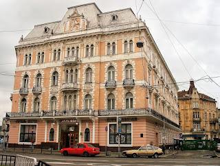 Hotel George Lwów
