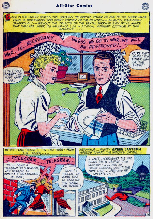 Read online All-Star Comics comic -  Issue #52 - 28