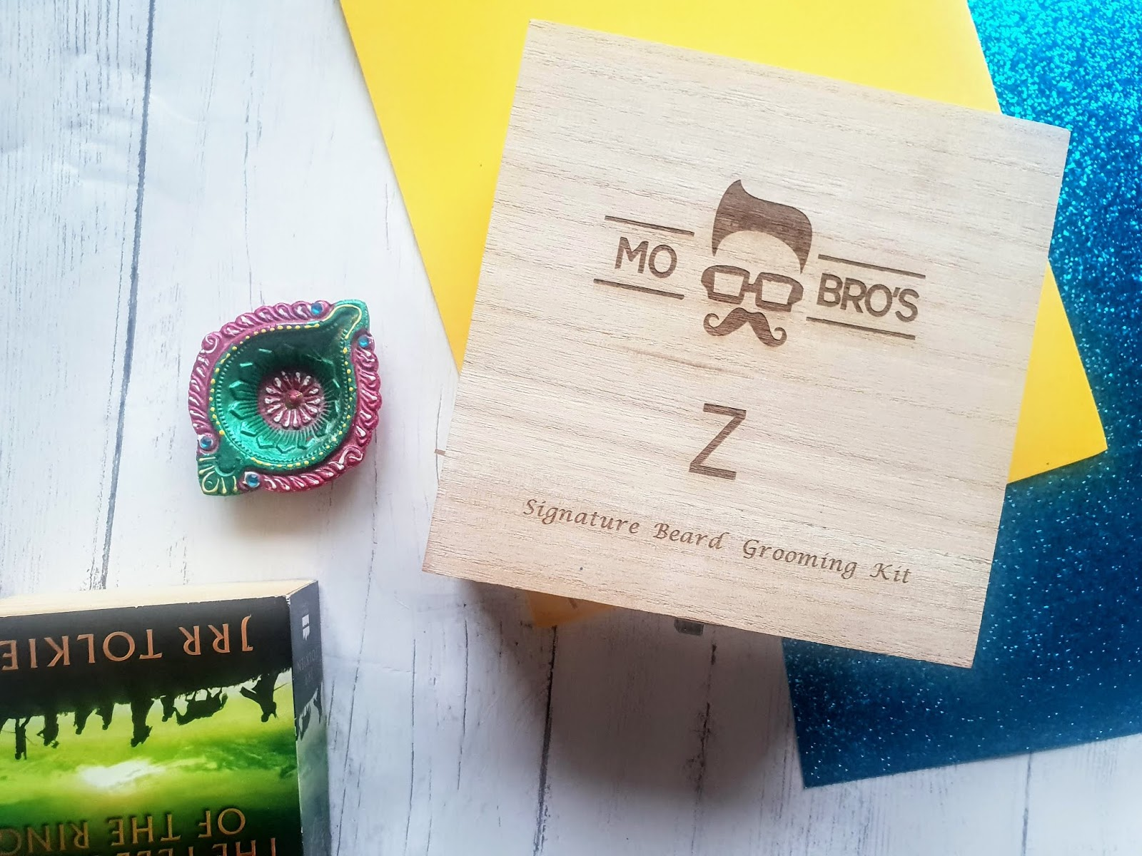 Mo Bro's Signature Wooden Box Collection