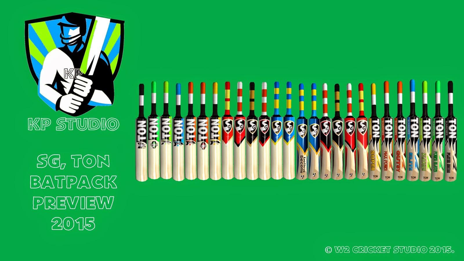 150 batpack for cricket 07