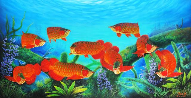 Làm sao để trị các bệnh thường gặp ở cá cảnh