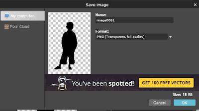 Tips Membuat Background Transparan Via Online