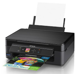 Epson Expression Home XP-340 Printer Driver Download