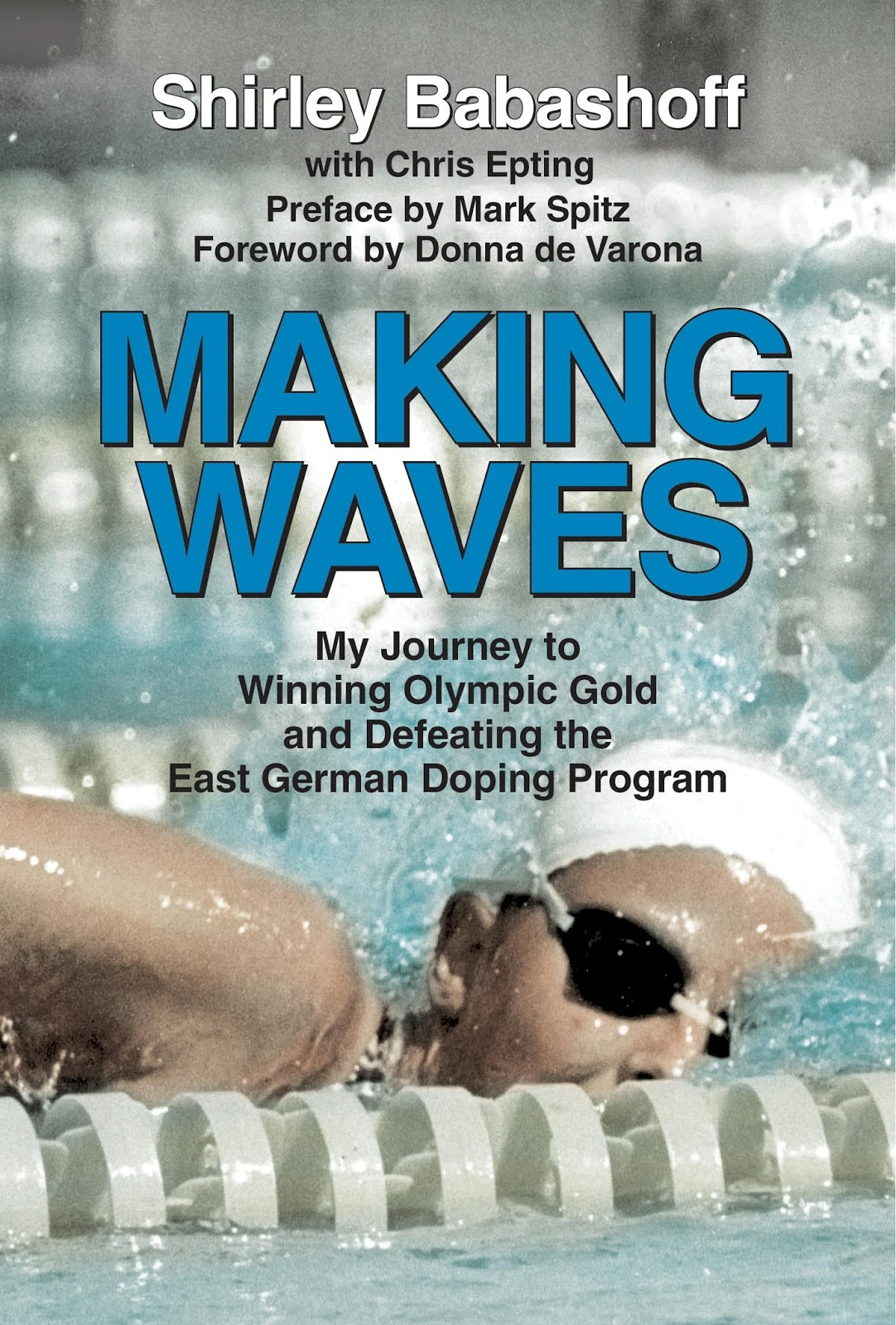 Olympic Rings And Other Things Olympic Swimming Champ Shirley Babashoff Making Waves With New