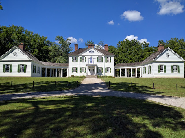Walk in Aaron Burr's footsteps at Blennerhassett Island Historical State Park