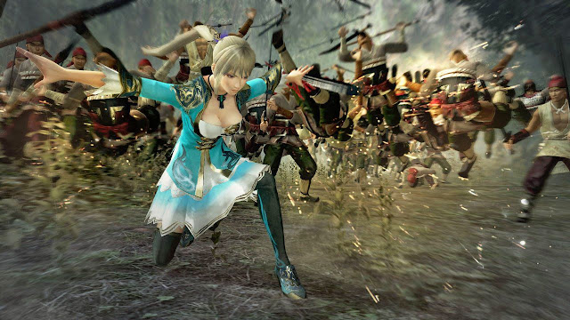 Dynasty Warriors 8 Xtreme Legends Full DLC