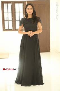 Actress Miya George Latest Po Gallery in Black Gown  0292.JPG