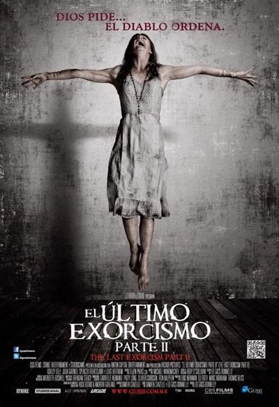 El Último Exorcismo Parte 2 DVDRip Español Latino