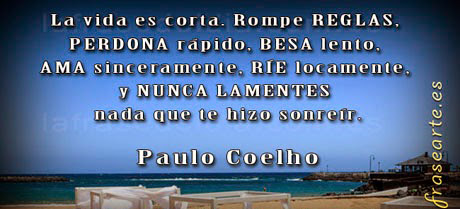Mensajes de amor - Paulo Coelho
