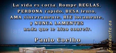 Mensajes de amor – Paulo Coelho