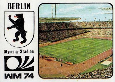 Figurina Olympia Stadion Monaco 74