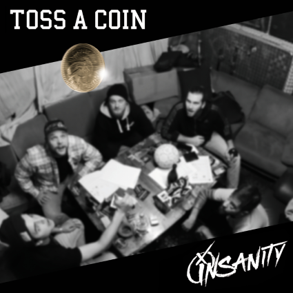 Jps music blog cd review new heavy metal music from legionnaire also arriving on may 26th is the sophomore release from switzerland hardcore metal band insanity their new album titled toss a coin follows the blueprint malvernweather Choice Image